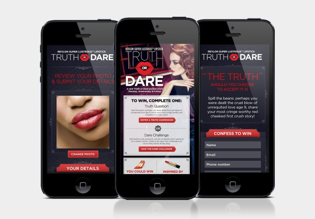Revlon Truth or Dare